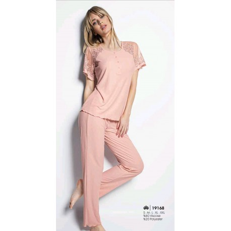 Дамска пижама Сиена